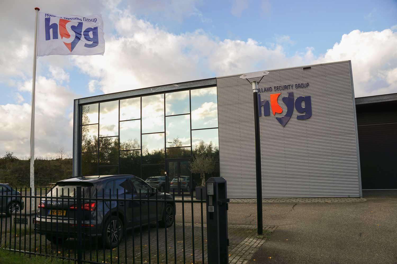 HSG vlaggen vlaggenrijk